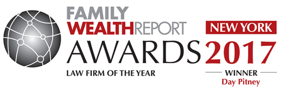 Winner Family Wealth Report Awards 2017
