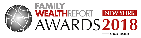Family Wealth Report New York Awards 2018 Shortlisted