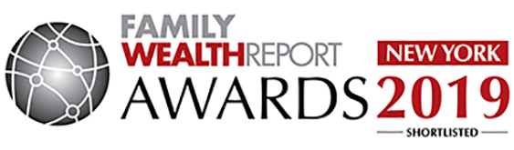 Family Wealth Report Awards 2019 Shortlisted