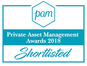 Private Asset Management Awards 2018 Shortlisted