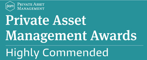 Private Asset Management Awards - Highly Commended - 2017