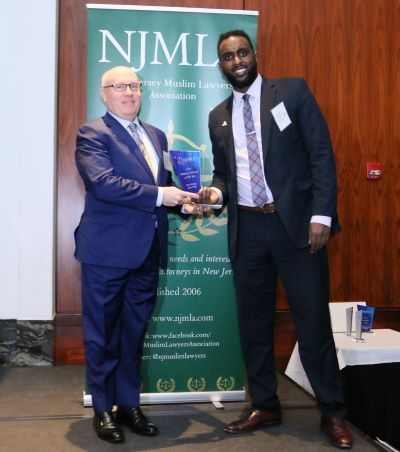 Day Pitney Honored by New Jersey Muslim Lawyers Association